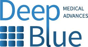 Deep Blue Medical Advances Logo