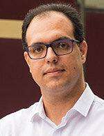 Iman Manavi Rosenman Institute Fellow