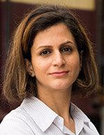 Maryam Parviz 2020 Fellow Rosenman Institute