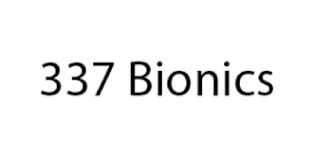 337 Bionics Logo
