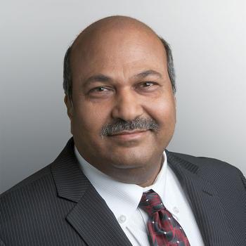 Om Nalamasu Senior VP & CTO, Applied Materials